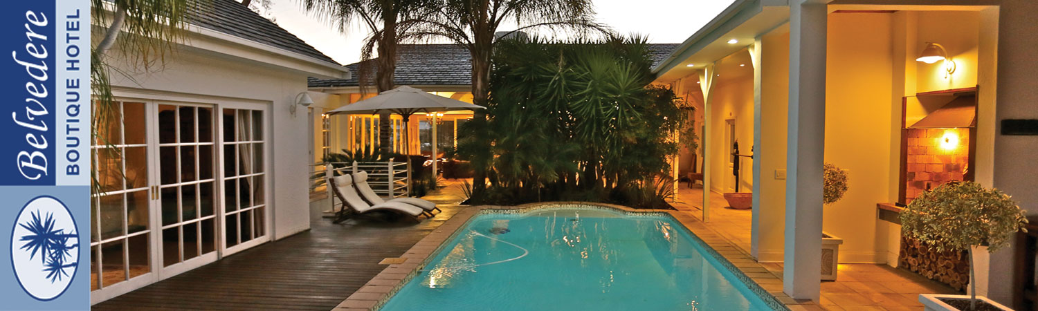Belvedere Boutique Hotel Windhoek Namibia